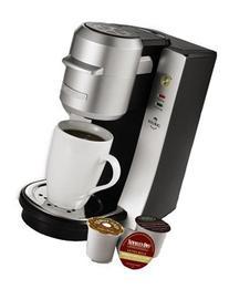 Mr Coffee Keurig Single Serve Coffeemaker