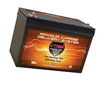 VMAX MR127 12 Volt 100Ah AGM Deep Cycle Maintenance Free