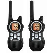 Mr350r Talkabout 2-Way Radios 35 Miles Black Nimh Charger