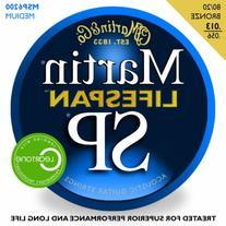Martin MSP6200 SP Lifespan 80/20 Bronze Medium Acoustic
