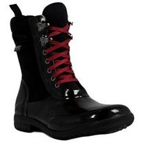 Bogs Muck Boots Womens Sidney Lace Solid Waterproof 71771