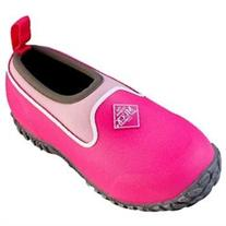 Muck Shoes Girls Muckster Low Rubber Waterproof MLK-400