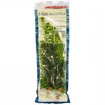 Marineland Multi-Pack Assorted Plastic Plants A1, 4, Tall