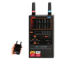 MULTI-CHANNEL RF BUG DETECTOR FOR WIRELESS PROTOCOLS, MULTI-