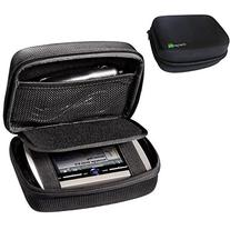 ChargerCity Exclusive Multi-Compartment Hard Case for 4.3