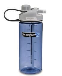 Nalgene 20-Ounce Multidrink Water Bottle, Gray