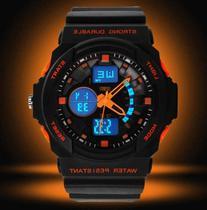 Fanmis Men's Womens Multi-function Cool S-shock Sports Watch