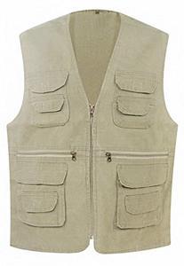 APTRO Men's Outdoor Multifunction Multi-pocket Fishing Vest