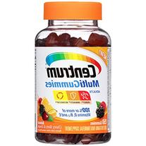 Centrum Adults MultiGummies Multivitamin / Multimineral
