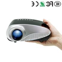CAIWEI LCD LED Smart Android Wireless WIFI Projector HD