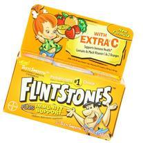 Flintstones Children's Multivitamin plus Immunity Support