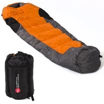 Best Choice Products Mummy Sleeping Bag with Carrying Case,