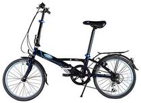 Ford by Dahon Muon 7 Speed Folding Bike , Black