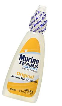 Murine Tears for DRY EYES Lubricant Eye Drops, Original