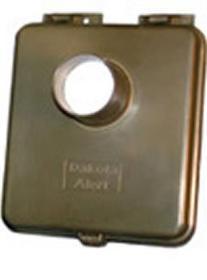 Dakota Alert MAT Wireless Vehicle Sensor, Black