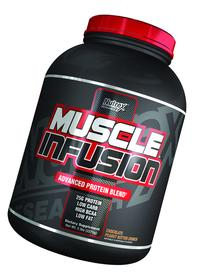 Nutrex Muscle Infusion - 5lbs Chocolate Peanut Butter Crunch