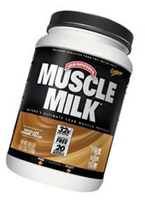 CytoSport Muscle Milk - 2.47lbs Banana Crème