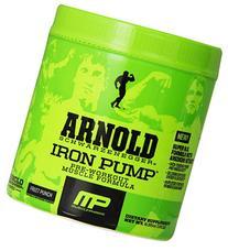 Muscle Pharm Arnold Schwarzenegger Series Iron Pump Pre-