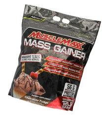MUSCLEMAXX MASS GAINER, 56g Muscle Building Protein per