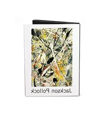 Museum Art Images Blank Note Cards Jackson Pollock Museum of