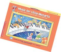 Music for Little Mozarts: Lesson Book 1