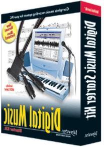 Digital Music Starter Kit