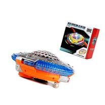 Vidatoy Musical and lighting Bump and Go Toys 6.1 Inches