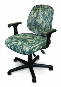 Marvel Acu Digital Camo Task Chair With Adjustable Arms