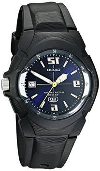 Casio Men's MW600F-2AV Analog Quartz Black Watch