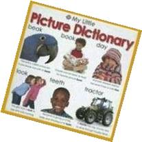 My Little Picture Dictionary