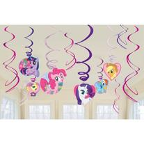 American Greetings Amscan AMI 675513 My Little Pony Swirl