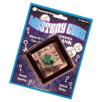 Mystery Cube Savings Bank