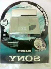 Sony MZ-R37SP Portable Minidisc Player/Recorder