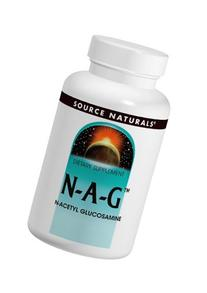 Source Naturals N-A-G 500mg, Nutritional Building Block of