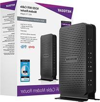 NETGEAR C3000-100NAS N300  WiFi DOCSIS 3.0 Cable Modem