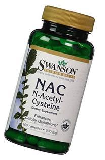 Twinlab NAC N-Acetyl Cysteine - 600 mg - 60 Capsules