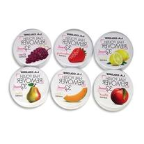 L.A. Colors Nail Polish Remover Pads 6 Fruit Scents