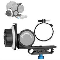 Nanguang Follow-focus CN-90F with Gear Ring Belt for Canon