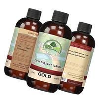 The BEST Nano Colloidal Gold Mineral - 30 Parts Per Million