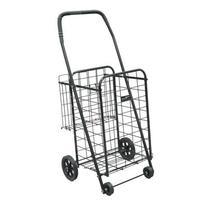 Narita Mini Shopping Cart Plus in Black