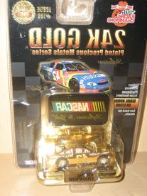 Racing Champions NASCAR Reflections in Gold 1:64 Die Cast