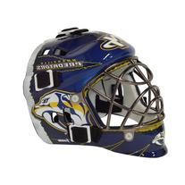 Franklin Sports 7784F30 NHL Mini Goalie Mask,Nashville