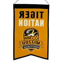 Winning Streak Sports Nations Missouri Banner , Yellow/Black