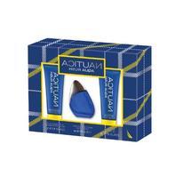 Nautica Aqua Rush 3 Piece Gift Set