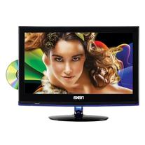 "Naxa 16"" Class LED HDTV with Built-in Digital Tuner and DVD"