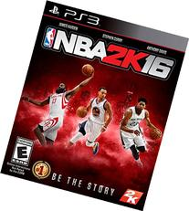 NBA 2K16 : Early Tip-off Edition - PlayStation 3