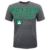 NBA Boston Celtics Large and In Charge Short Sleeve Tee,
