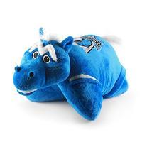 NBA Dallas Mavericks Mini Pillow Pet, Medium, Blue