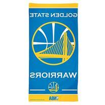 """NBA Golden State Warriors Fiber Beach Towel, 30 x 60"""","""