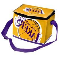 NBA Los Angeles Lakers Big Logo Team Lunch Bag